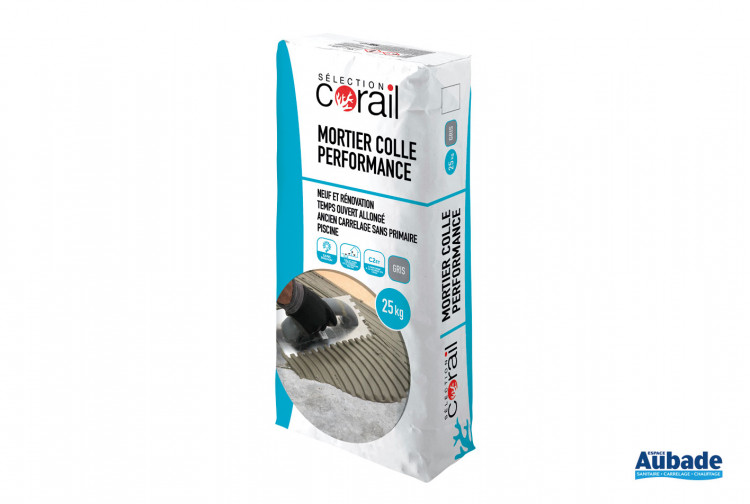 mise-en-oeuvre carrelage corail mortier colle performance c2