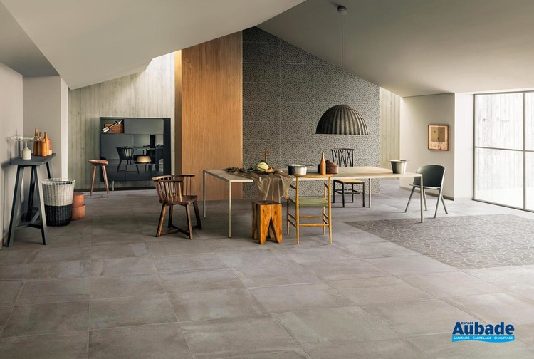 Collection Bits par Ceramiche Piemme en coloris Pewter Smoke