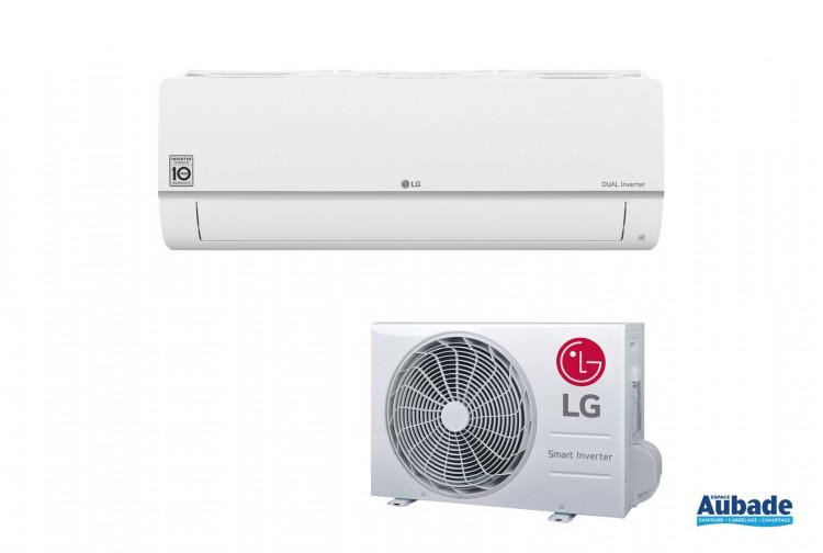 Climatiseur mono-split mural Standard Plus Wifi LG