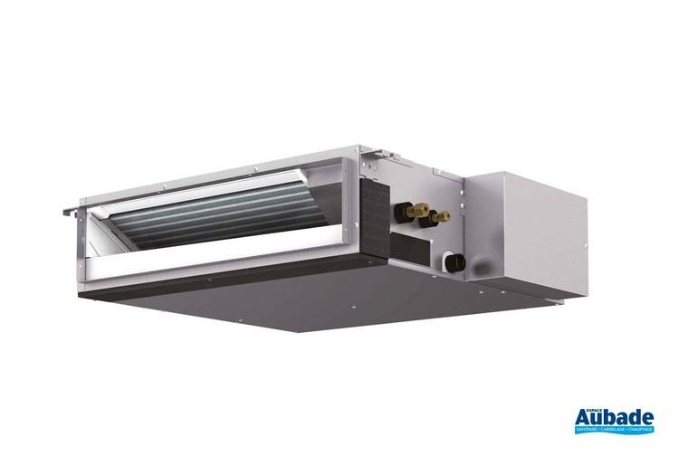 climatiseur monosplit gainable mitsubishi electric