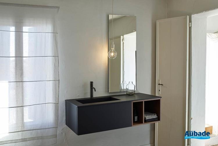 Collection de salle de bains Over P par Stocco