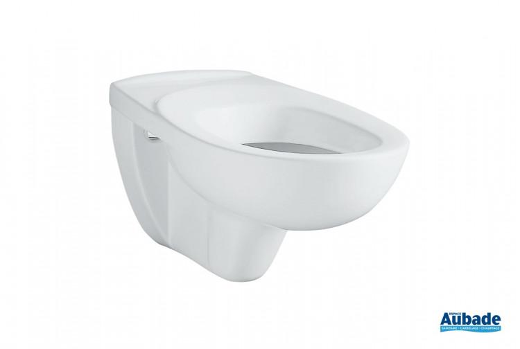 WC Allia WC collectif suspendu ergonomique Publica