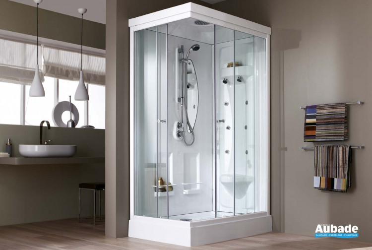 Cabine de douche complete Leda Odyssée