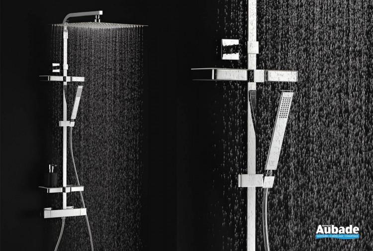 Hydrothérapie Valentin Dôme de pluie + douchette Touareg