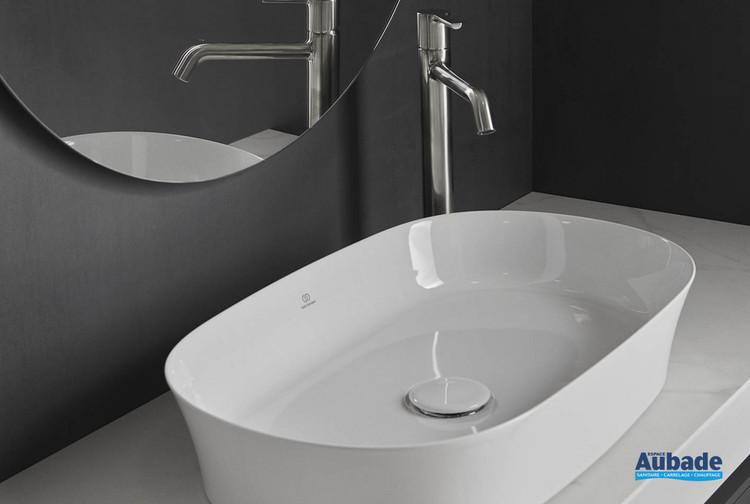 Vasque à poser Ipalyss 60 x 38 cm d'Ideal Standard