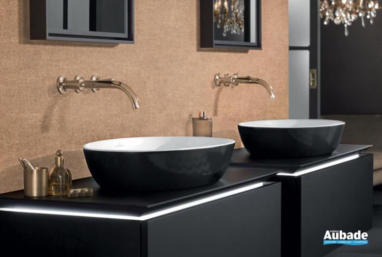 Vasque à poser ovale Artis de Villeroy & Boch