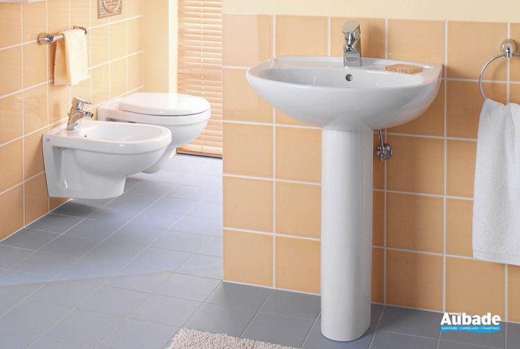 lavabo colonne Villeroy & Boch