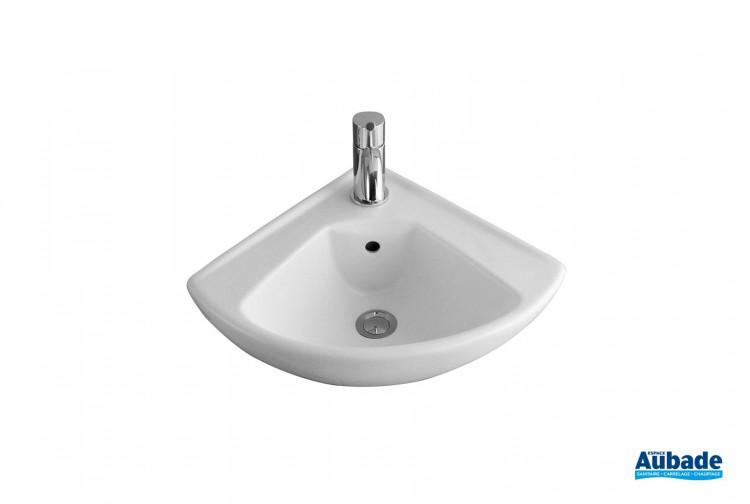 Lave-mains d'angle Targa Compact Villeroy & Boch