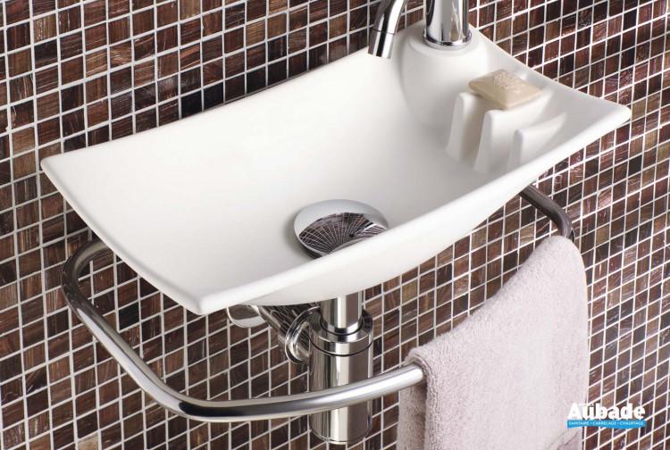 Lave-mains Decotec lave-mains Feuille