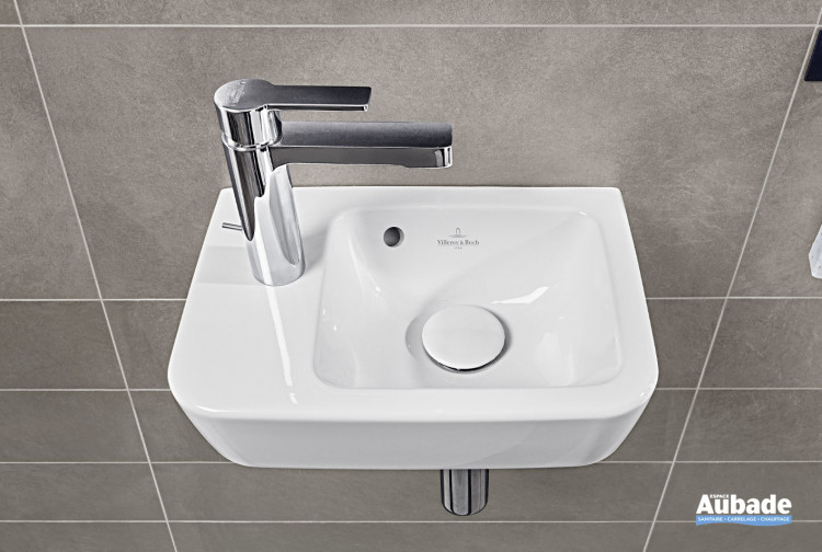 Lave-mains Empora en céramique Blanc de Villeroy & Boch