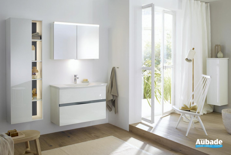 meuble salle de bain burgbad orell