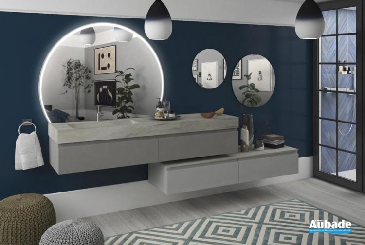 meuble salle de bain sanijura infinie
