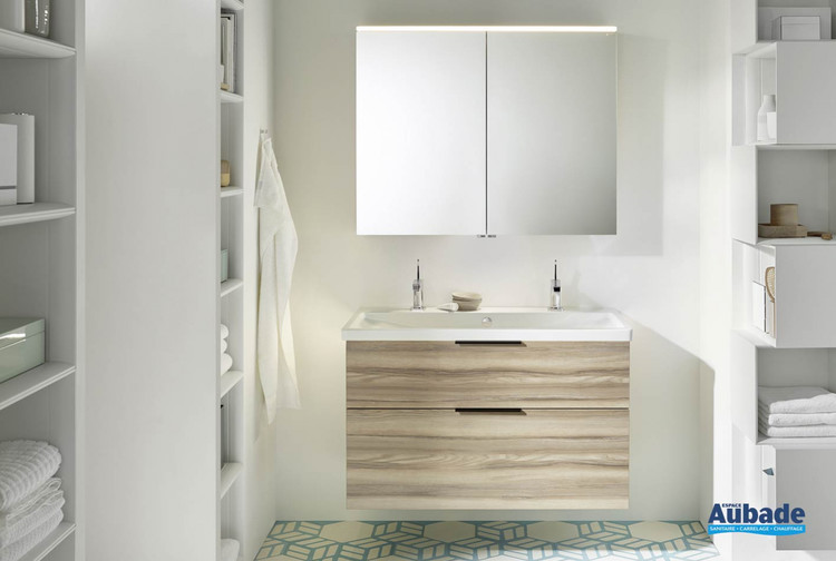 Meuble de salle de bains Eqio Smart de Burgbad 1