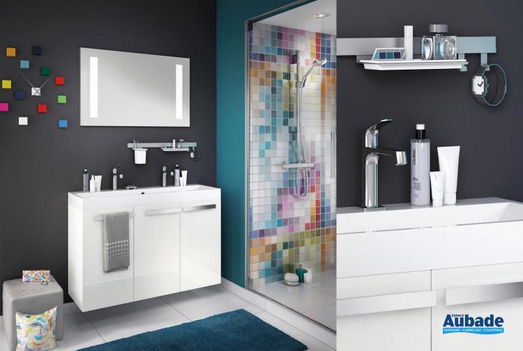meubles de salle de bains Delpha collection Delpy Studio S105C