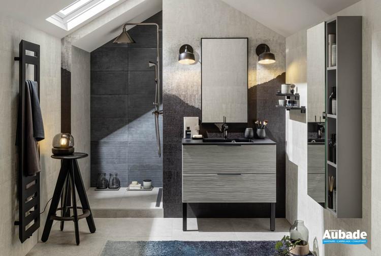 Meuble de salle de bains Unique Only de Delpha