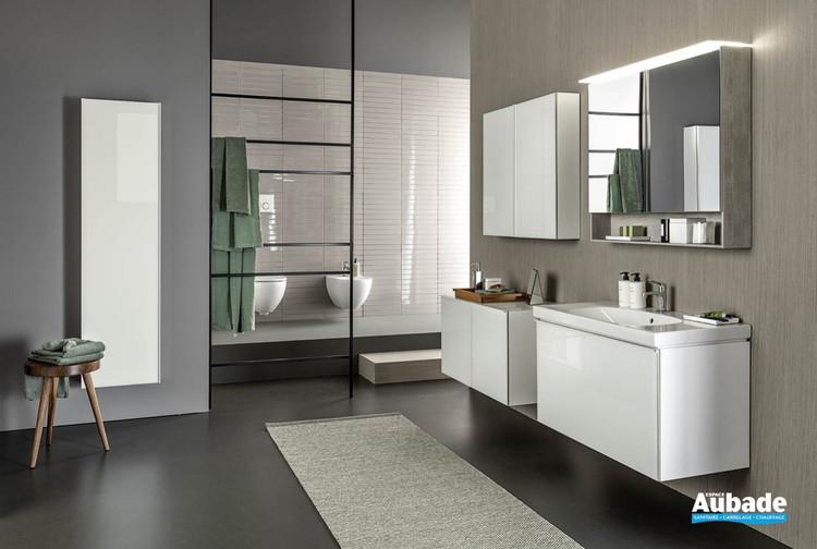 Meuble de salle de bains Acanto de la marque Geberit