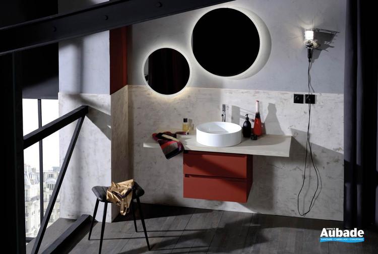 Meuble de salle de bains Parallel de Jacob Delafon