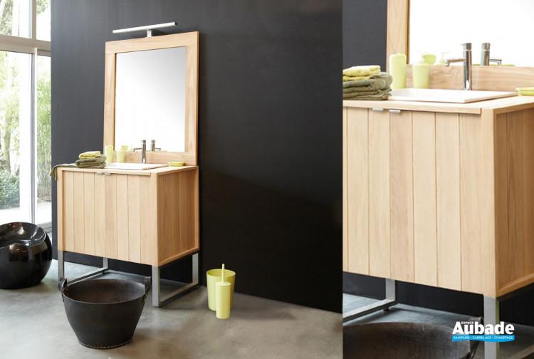Meuble salle de bains Line Art Edition