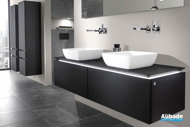 Meuble de salle de bains Legato de Villeroy et Boch