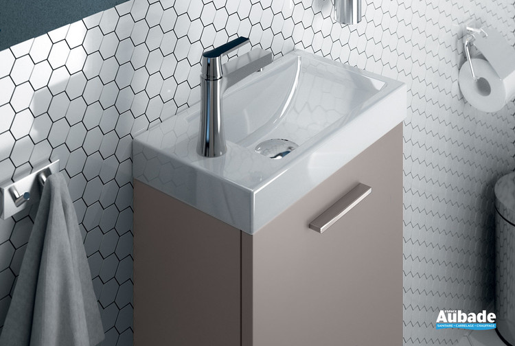 Meuble lave-mains Léa de Cedam