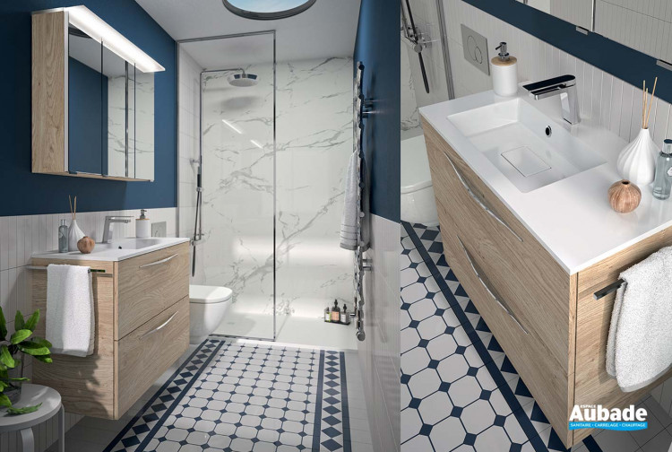 Mobilier de salle de bain Cedam Slim
