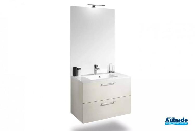 Meuble de salle de bains Duo Express 80 de Delpha