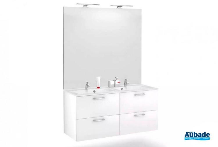 Meuble de salle de bains Fédo Express 120 de Delpha