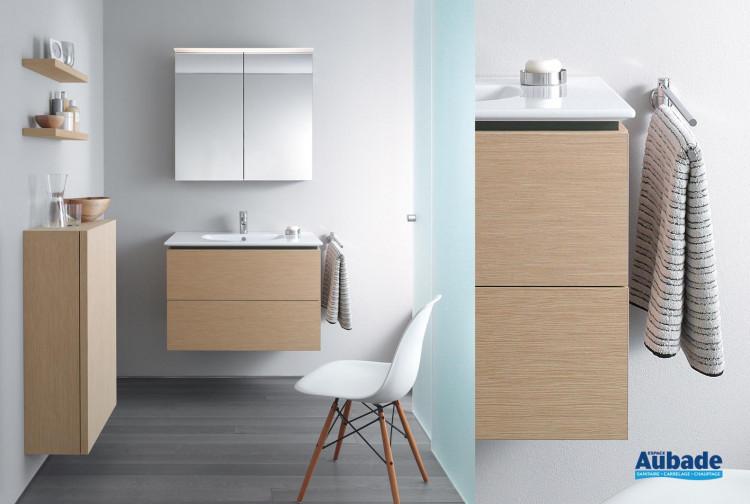 meubles de salle de bains Duravit série Delos