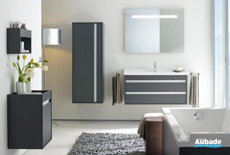 meubles de salle de bains Duravit modèle Ketho