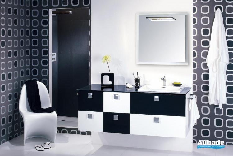 meubles de salle de bains Lido collection Opus