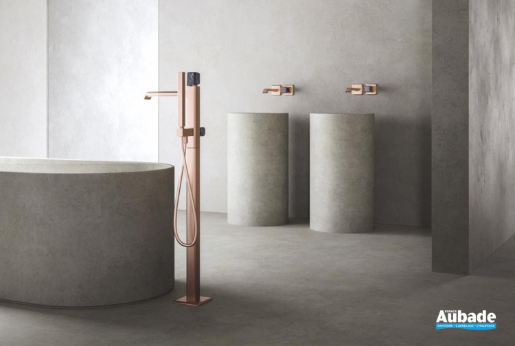 Mitigeur bain/douche monocolonne Italy de Cristina