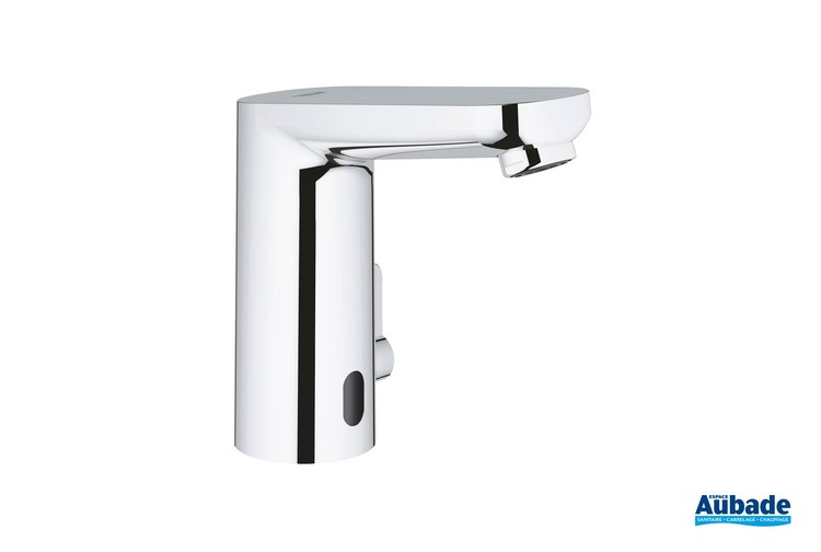 Mitigeur lavabo infrarouge Eurosmart Cosmopolitan E Chromé de Grohe
