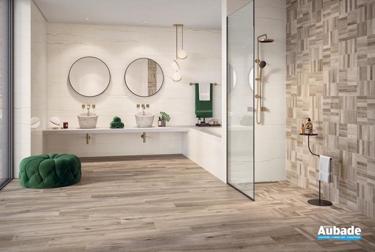 Collection Inwood par Pavigres en coloris Cedar