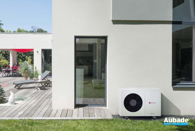 pompe chaleur geniaset split saunier duval espace aubade. Black Bedroom Furniture Sets. Home Design Ideas