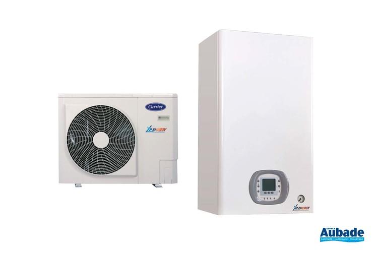 Pompe à chaleur air/eau 38AW/80AW de Carrier