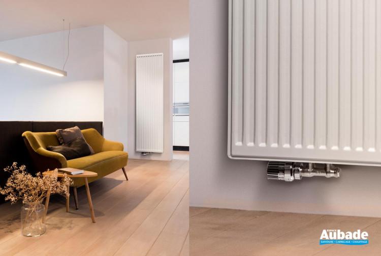 Radiateur pour chauffage central Verti Piano de Vasco