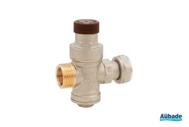 Réducteur de pression pour ballon d'eau chaude PRESSIBAR+ par Itron