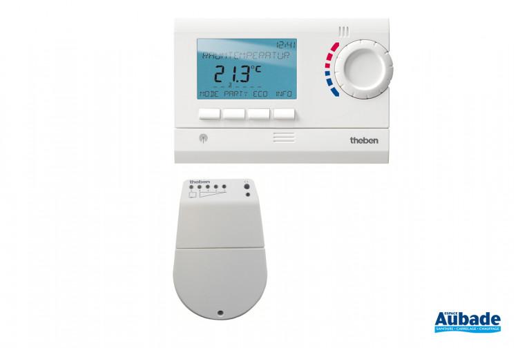 Régulation Et Thermostat Rames 813 top 2 de Theben
