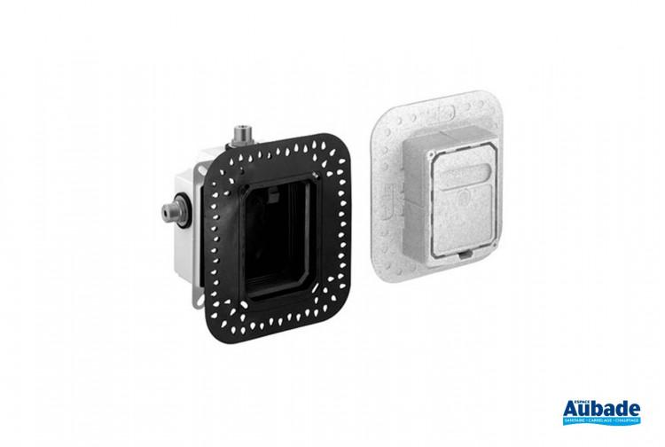 Robinet bain/douche Grohe fixation mitigeur encastrable Eurodisc SE