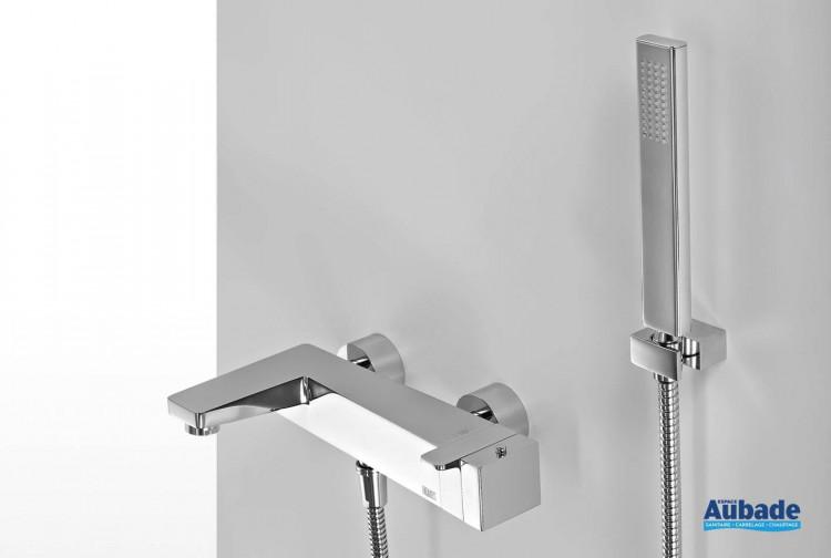 Robinet thermostatique complet pour bain et douche Echo Mitigeur de Horus