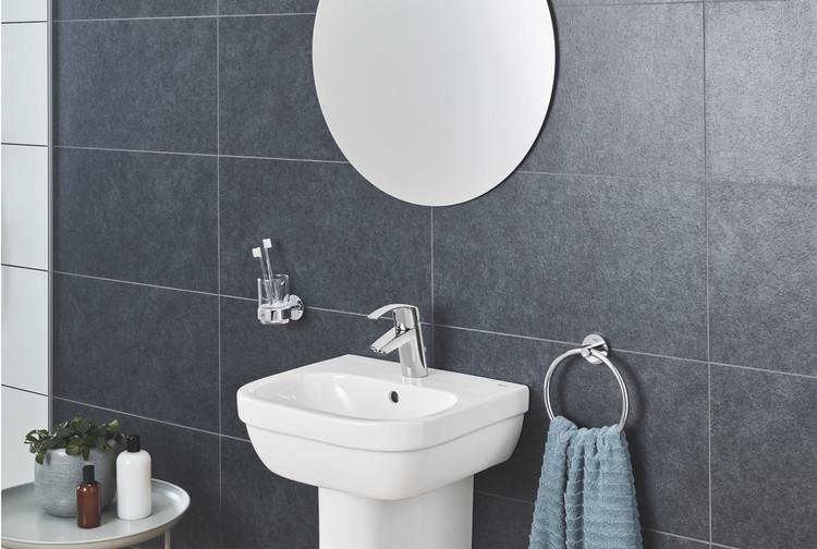 Visuel ambiance mitigeur lavabo Eurosmart