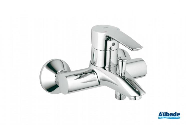 Robinets pour bain/douche Grohe Eurostyle avec butée