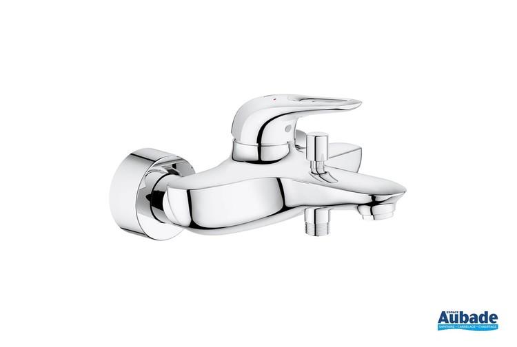 Mitigeur bain/douche chromé Eurostyle de Grohe