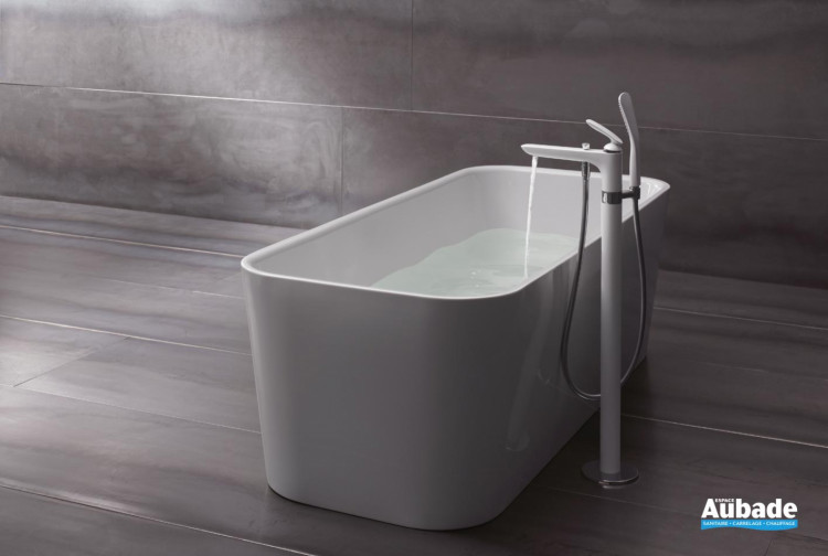 Mitigeur bain/douche pour baignoire isolée de Kludi