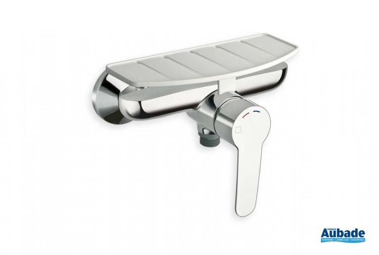 Robinets pour douche Cristina New Day porte-savon
