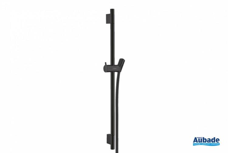 Barre de douche Unica 0,65 m avec flexible de douche de Hansgrohe