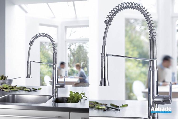 robinets évier de cuisine Grohe K7 Pro