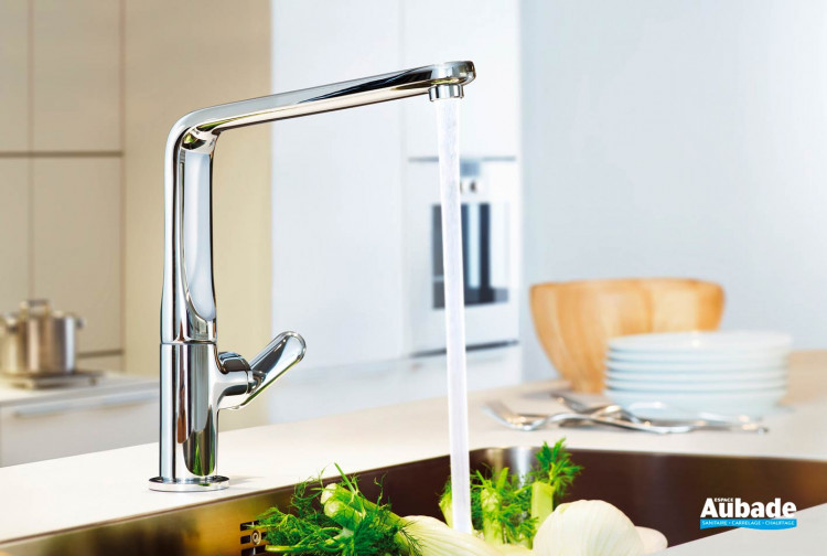 robinets évier de cuisine Grohe Veris