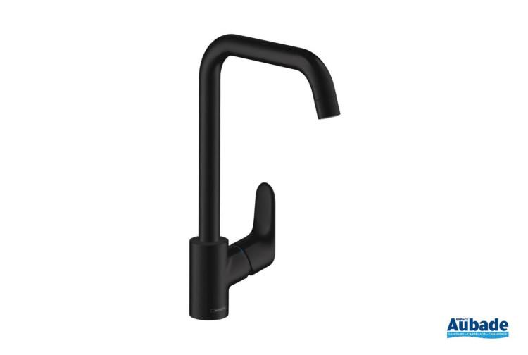 robinets évier de cuisine Hansgrohe Focus bec haut