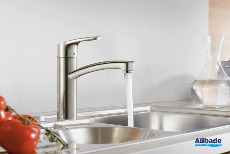 robinets évier de cuisine Hansgrohe Focus